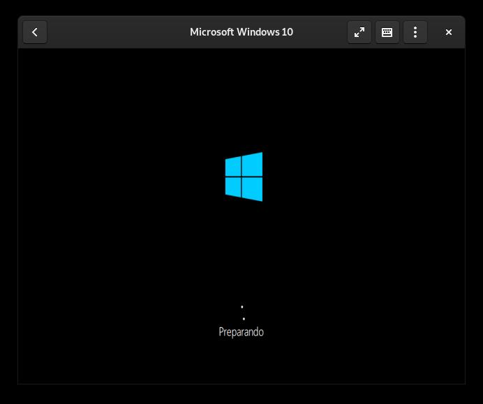 Cajas: preparando Windows